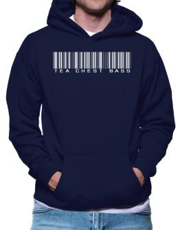 Tea Chest Bass Barcode Hoodie
