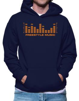 Freestyle Music - Equalizer Hoodie