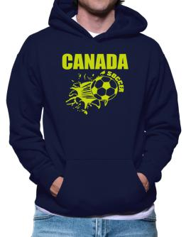 All Soccer Canada Hoodie