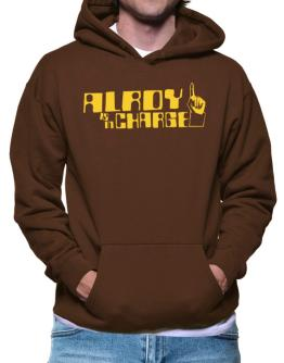 Alroy Is In Charge Hoodie