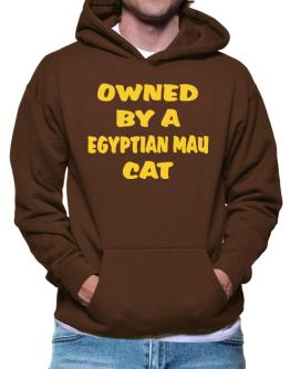 Owned By S Egyptian Mau Hoodie