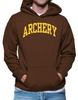 Archery Athletic Dept Hoodie