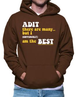 Adit There Are Many... But I (obviously) Am The Best Hoodie