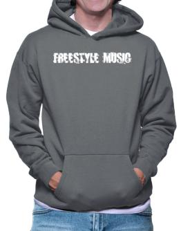 Freestyle Music - Simple Hoodie