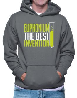 Polera Con Capucha de Euphonium The Best Invention