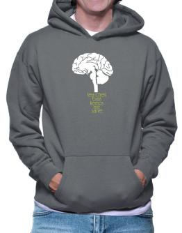Tea Chest Bass Keeps Me Sane Hoodie