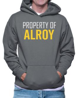 Property Of Alroy Hoodie