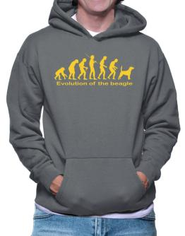 Evolution Of The Beagle Hoodie