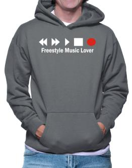 Freestyle Music Lover Hoodie