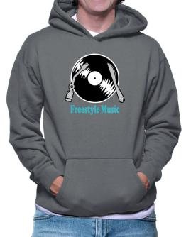 Freestyle Music - Lp Hoodie