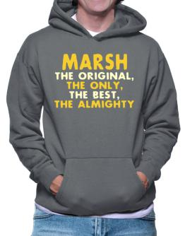 Marsh The Original Hoodie