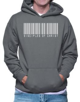 Disciples Of Christ - Barcode Hoodie