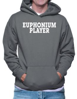 Polera Con Capucha de Euphonium Player - Simple