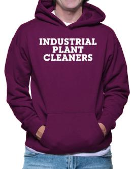 Industrial Plant Cleaners Simple Hoodie