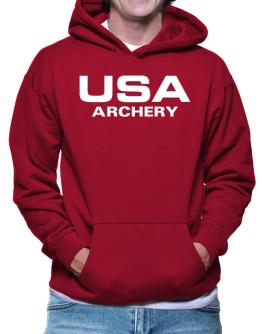 Usa Archery / Athletic America Hoodie