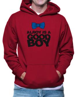Alroy Is A Good Boy Hoodie
