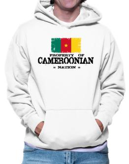 Property of Cameroonian Nation Hoodie
