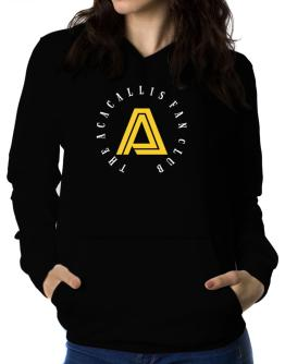 The Acacallis Fan Club Women Hoodie