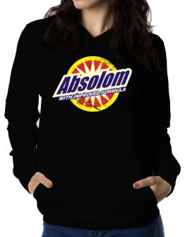 Absolom - With Improved Formula Women Hoodie