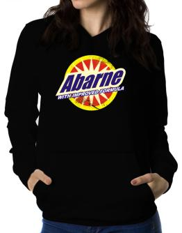 Abarne - With Improved Formula Women Hoodie