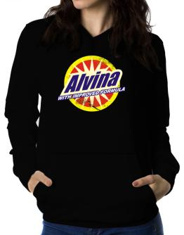 Alvina - With Improved Formula Women Hoodie