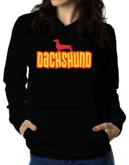 Breed Color Dachshund Women Hoodie