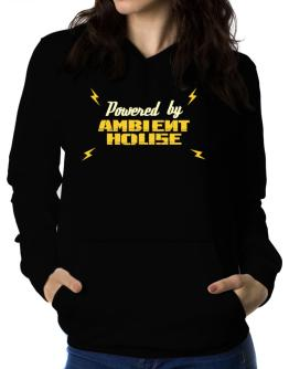 Powered By Ambient House Women Hoodie