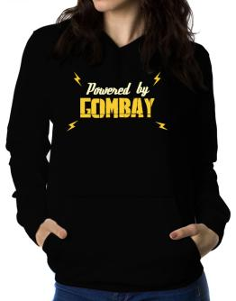 Powered By Gombay Women Hoodie
