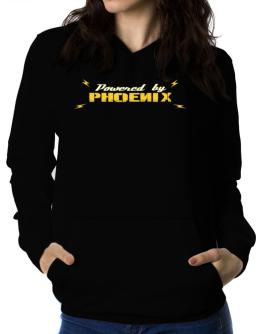 Powered By Phoenix Women Hoodie