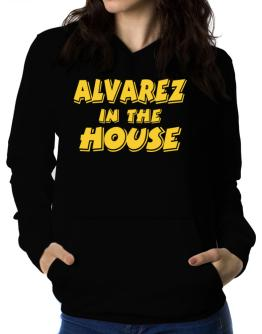 Alvarez In The House Women Hoodie
