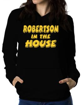 Robertson In The House Women Hoodie