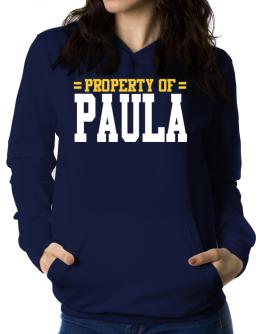 Property Of Paula Women Hoodie
