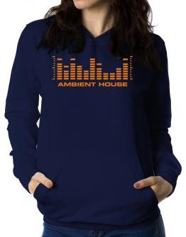Ambient House - Equalizer Women Hoodie