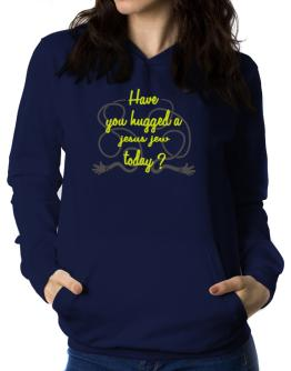 Have You Hugged A Jesus Jew Today? Women Hoodie
