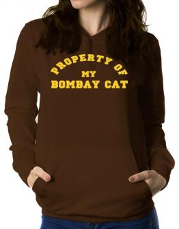 Property Of My Bombay Women Hoodie