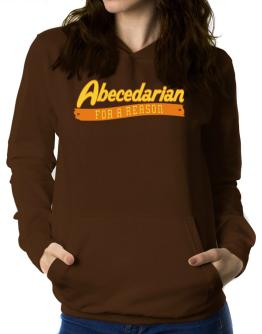 Abecedarian For A Reason Women Hoodie