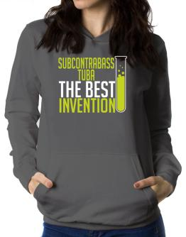 Subcontrabass Tuba The Best Invention Women Hoodie