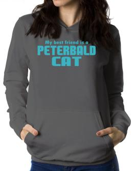 My Best Friend Is A Peterbald Women Hoodie