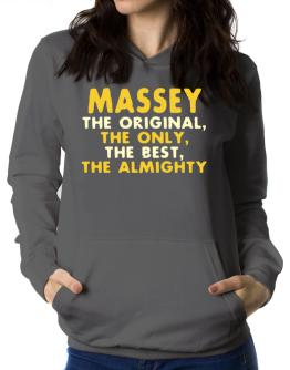 Massey The Original Women Hoodie