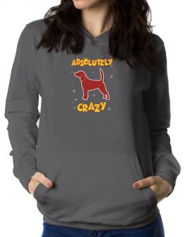 Absolutely Beagle Crazy Women Hoodie