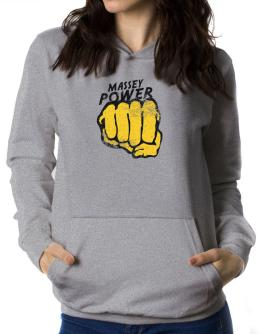 Massey Power Women Hoodie