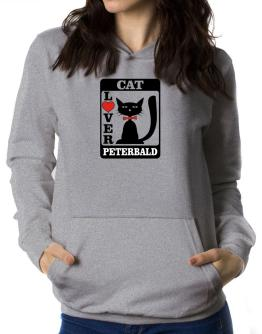 Cat Lover - Peterbald Women Hoodie