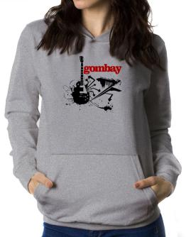 Gombay - Feel The Music Women Hoodie