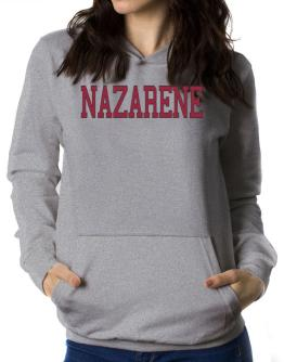 Nazarene - Simple Athletic Women Hoodie