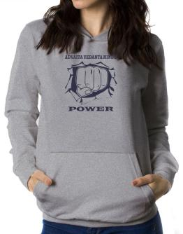 Advaita Vedanta Hindu Power Women Hoodie