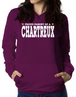 PROUD PARENT OF A Chartreux Women Hoodie
