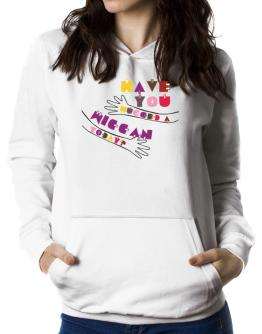 Have You Hugged A Wiccan Today? Women Hoodie