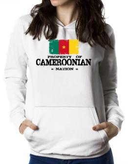 Property of Cameroonian Nation Women Hoodie
