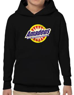Amadeus - With Improved Formula Hoodie-Boys
