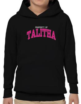 Property Of Talitha Hoodie-Boys